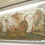 世界最大のモザイクコレクションを誇るバルドー博物館のモザイク