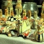 かわいい陶器、セジュナン焼き
