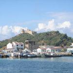 タバルカ、ジェノバ人の城塞
