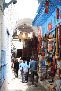 チュニス旧市街メディナ
