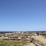 世界遺産ケルクアンの古代カルタゴの町とその墓地遺跡